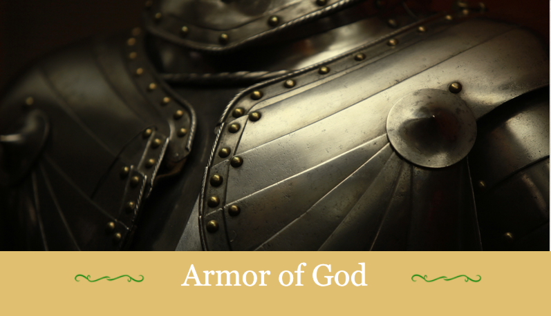 Armor of God Video Course