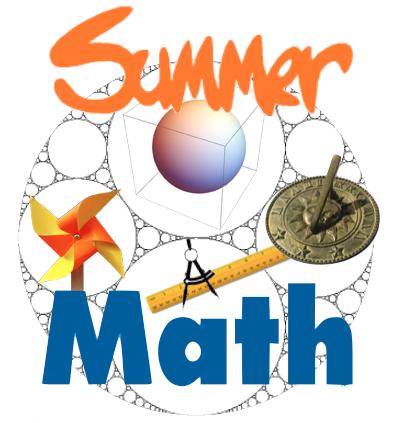 Summer Math Class