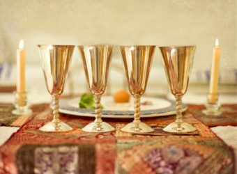 Four Cups of Wine at Passover